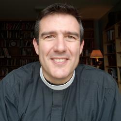Rev. Bryan Wolfmueller