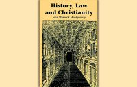 history law christianity