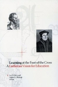"""""""Learning at the Foot of the Cross"""" by Angus Menuge"""