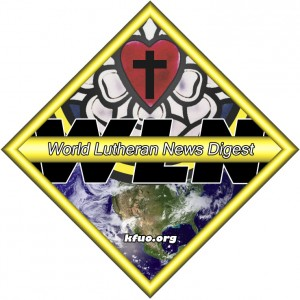 World Lutheran News (WLN) Digest Logo