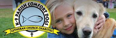 K-9 Parish Comfort Dogs - Lutheran Church Charities