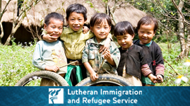 Lutheran Immigration and Refugee Service - Sponsor of WLN Digest Minute