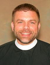 Rev. Shawn Kumm of Zion Lutheran Church in Laramie, Wyoming