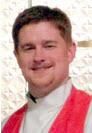 Rev. Dustin Beck of Trinity Lutheran Church in Corpus Christi, Texas.