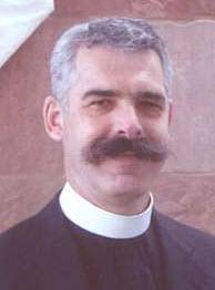 Rev. Warren Graff of Grace Lutheran Church in Albuquerque, New Mexico
