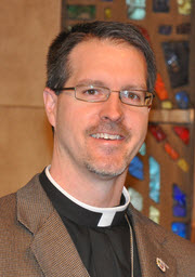 Rev. Steve Schave, the Associate Executive Director of International Missions, LCMS