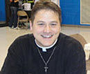 Rev. George Borghardt of Zion Lutheran Church in McHenry, Illinois.