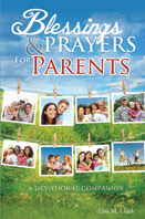 """Blessings and Prayers for Parents"" by Lisa Clark"