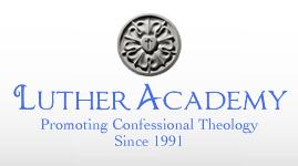 Luther Academy Sponsor slide