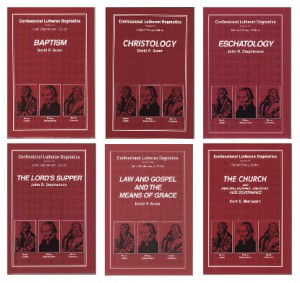 Confessional Lutheran Dogmatics Series