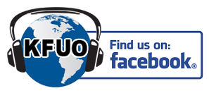 KFUO - Find us on Facebook