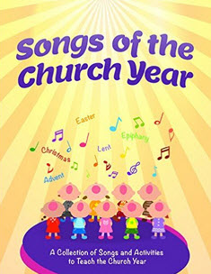 """""""Songs of the Church Year"""" by Jacob and Rachael Weber"""