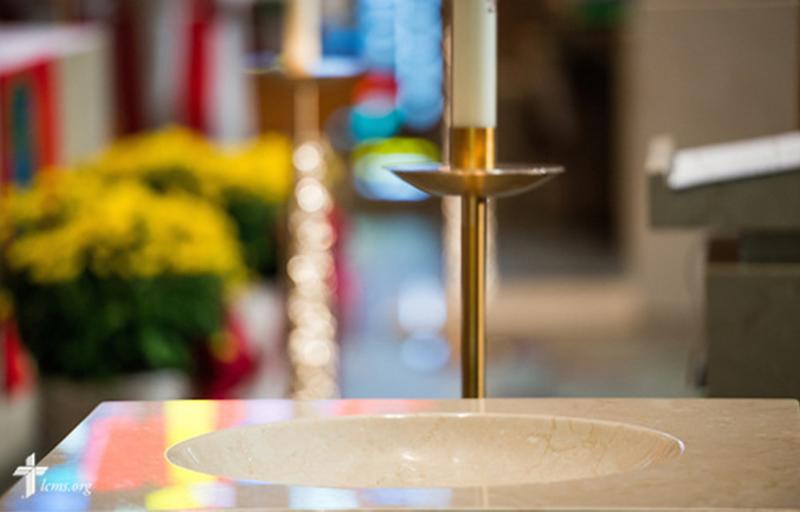 Adoption & Baptism