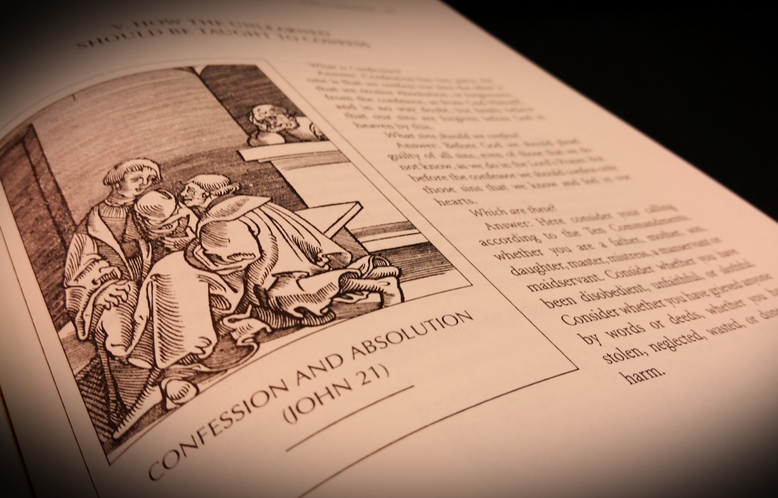 Catechism: Confession