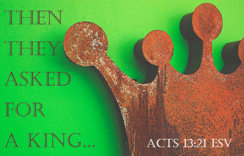 Acts 13:21