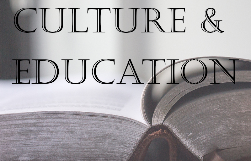 Culture & Education
