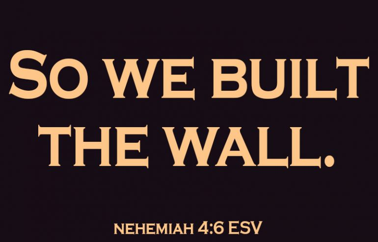 Image result for THOSE WHO OPPOSED NEHEMIAH