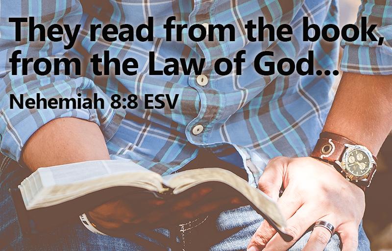 Nehemiah 8