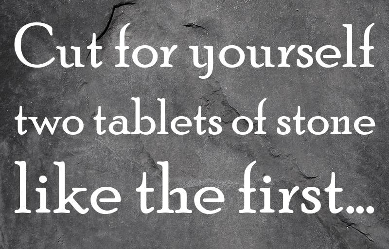 Second tablets