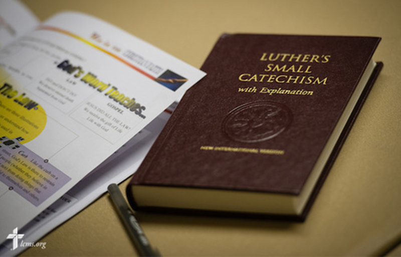 small catechism explanation revisions