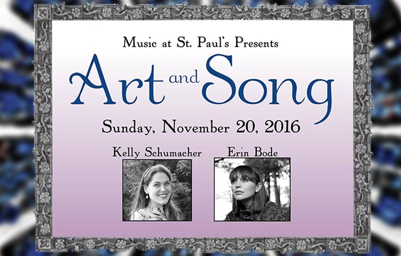 Art Song St Paul's