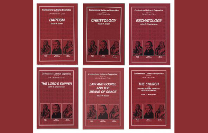 Confessional Lutheran Dogmatics
