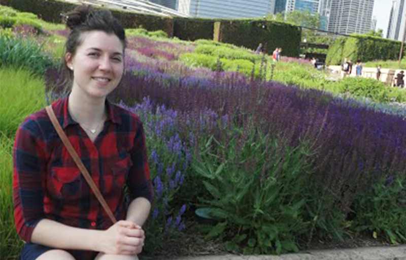 Rebecca Schaff Missionary