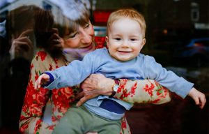 Older Adults And Kids