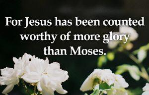 Hebrews 3