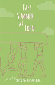 """Last Summer at Eden"" by Christian Hergenrader. Published by Concordia Publishing House."