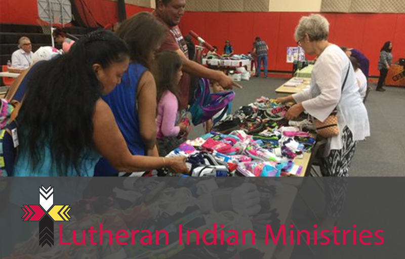 Lutheran Indian Ministries