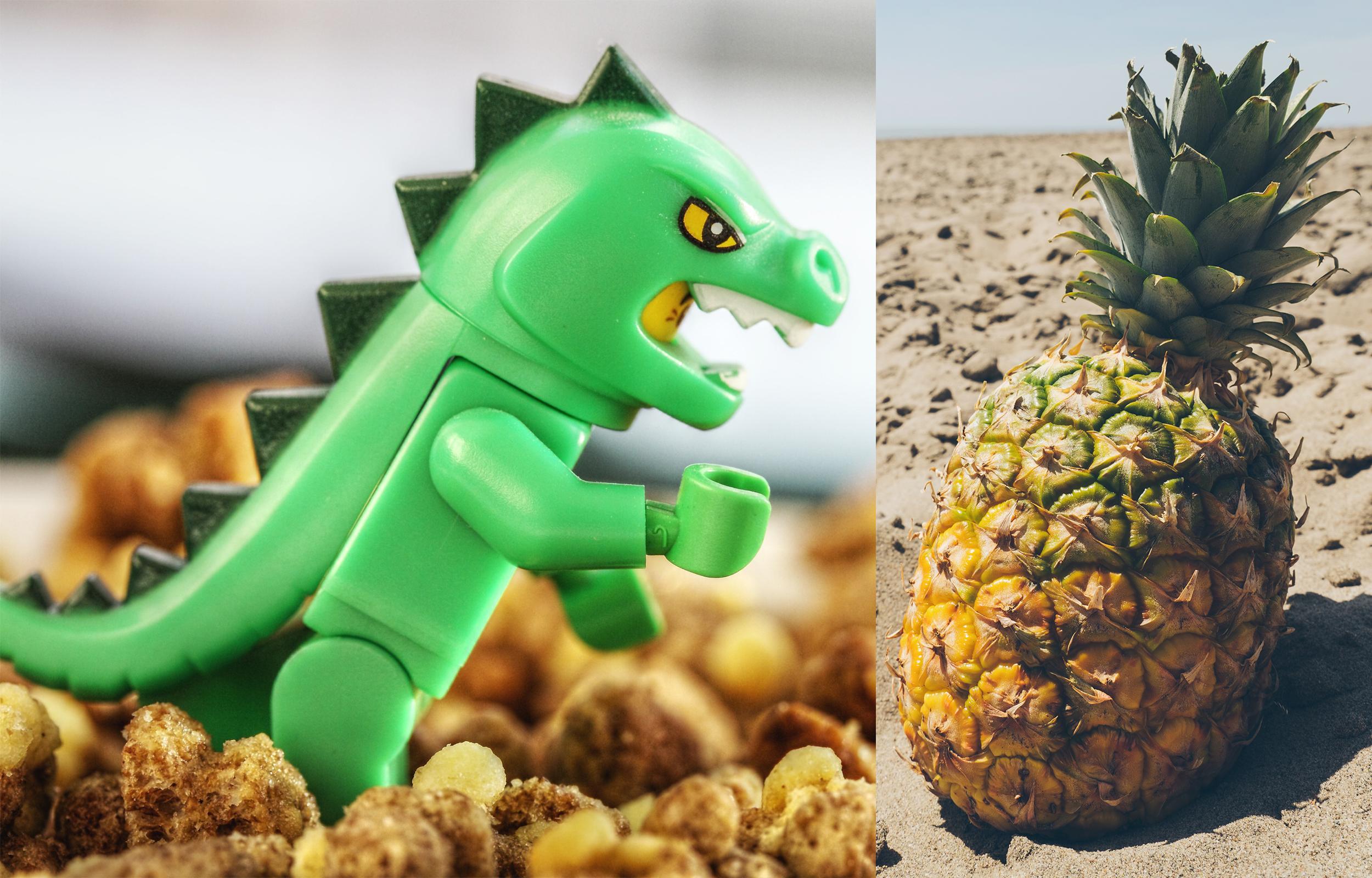 Godzilla Pineapples