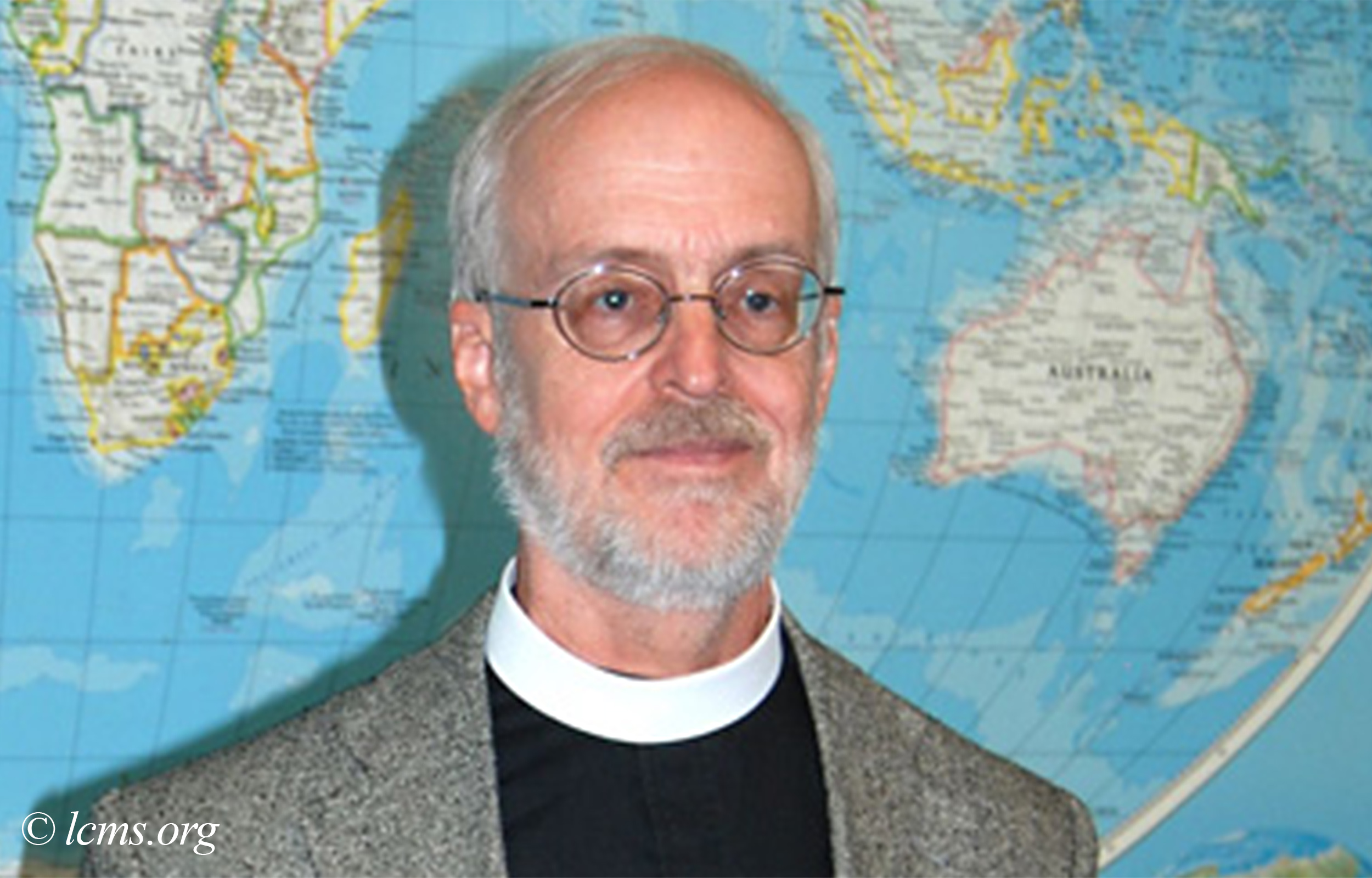 Rev. Alan Ludwig, missionary to Siberia