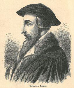 John Calvin From lutheranreformation.org