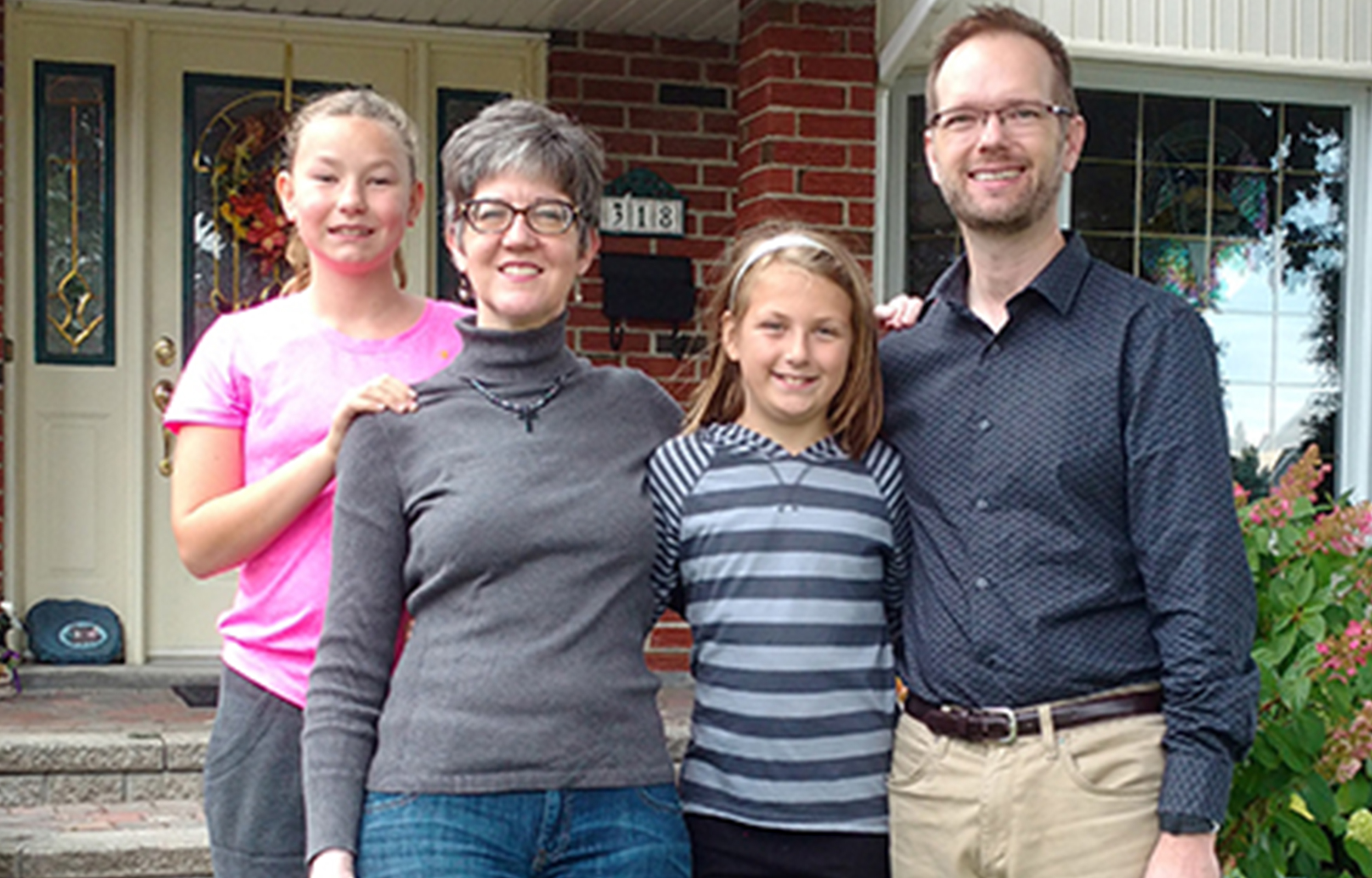 Missionary Family St-Onge