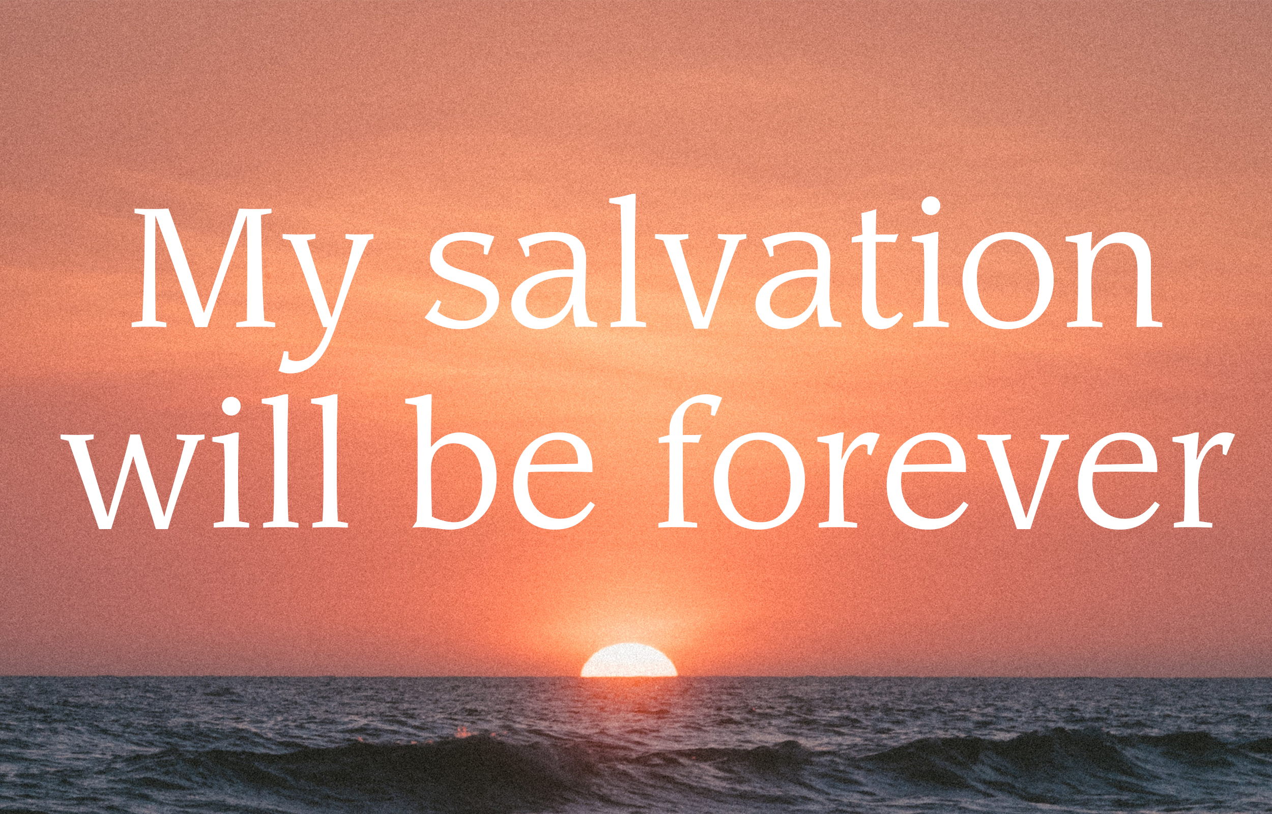 Isaiah 51 Proper 16