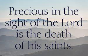 Psalm 116 Proper 20