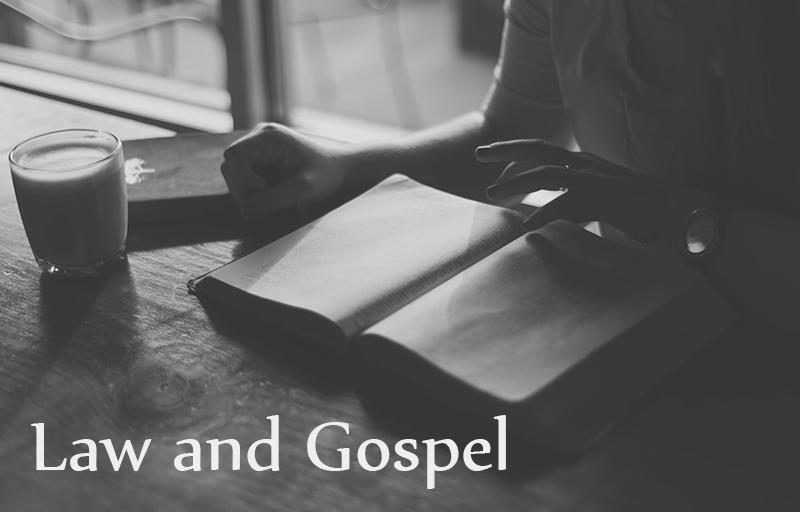 Rev. Tom Baker, Host of Law and Gospel