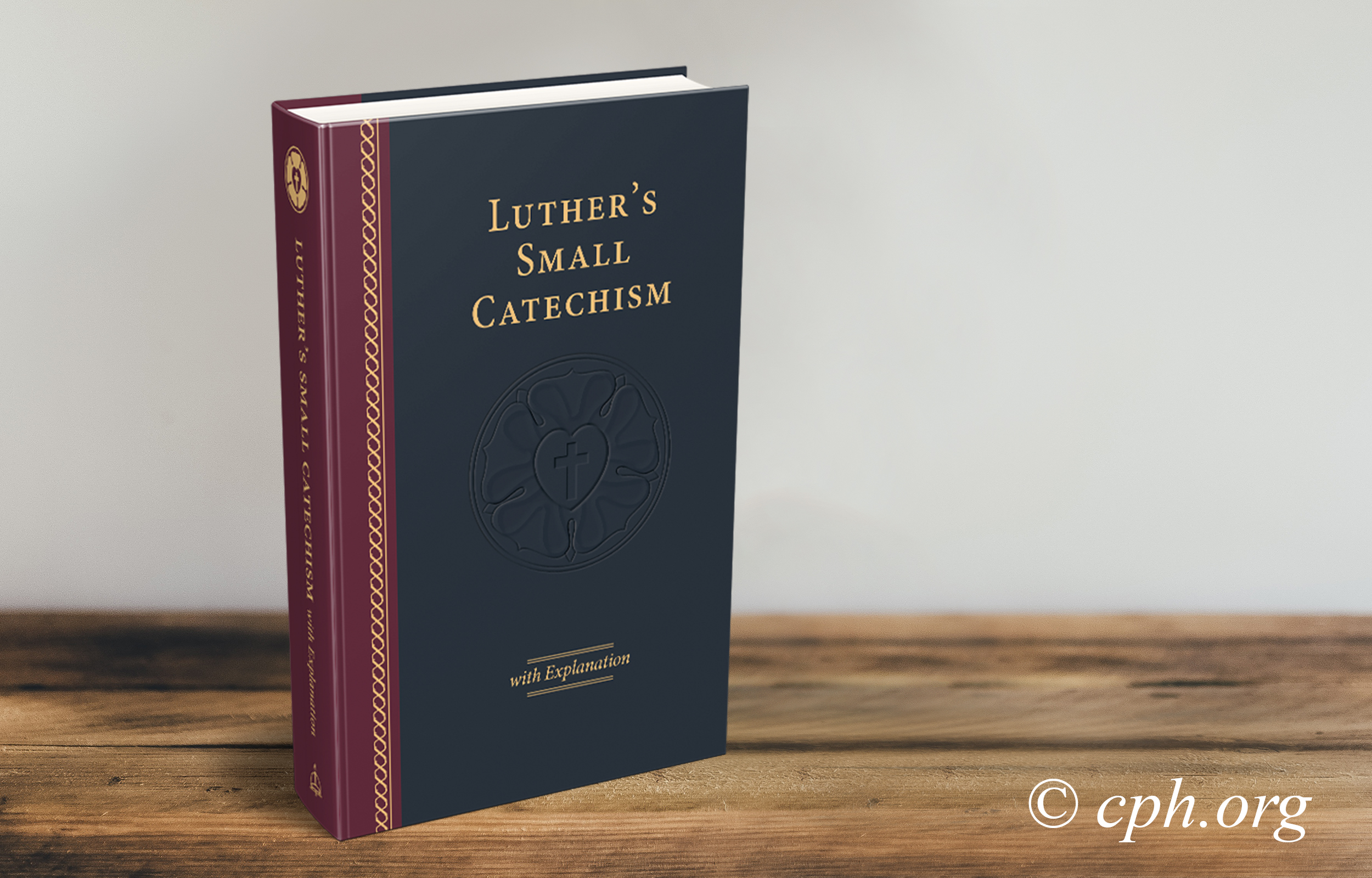Small Catechism Explanation