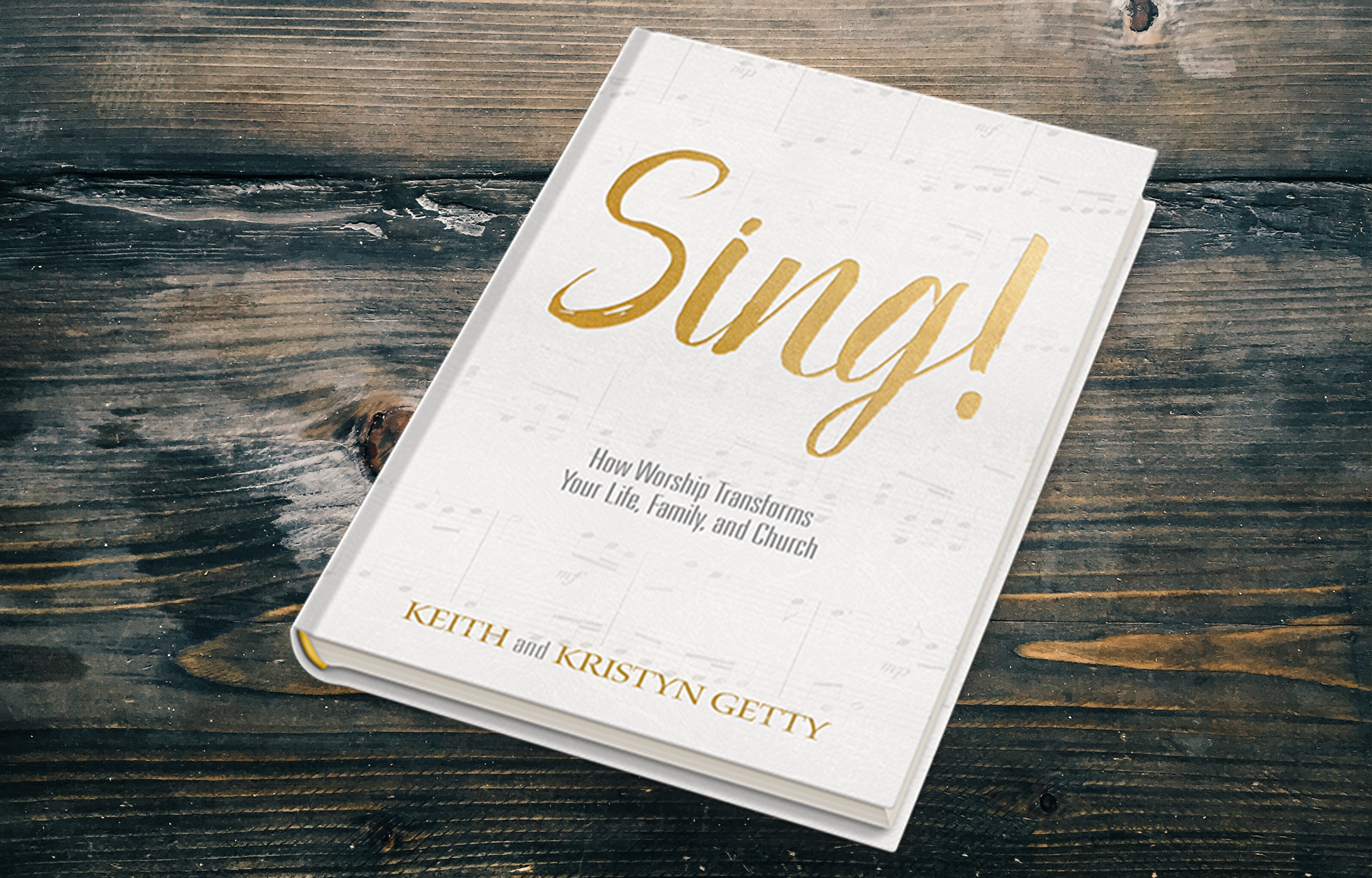 Getty Sing Book