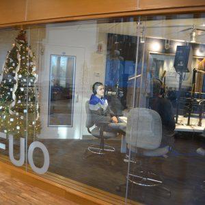 KFUO Christmas Studio