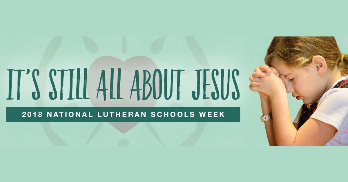 LESA Lutheran Schools Week