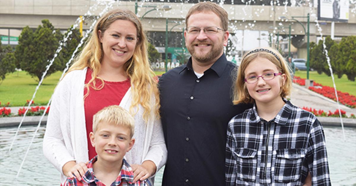 Hosch Family
