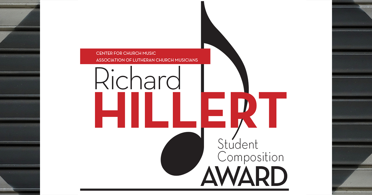 Hillert Award