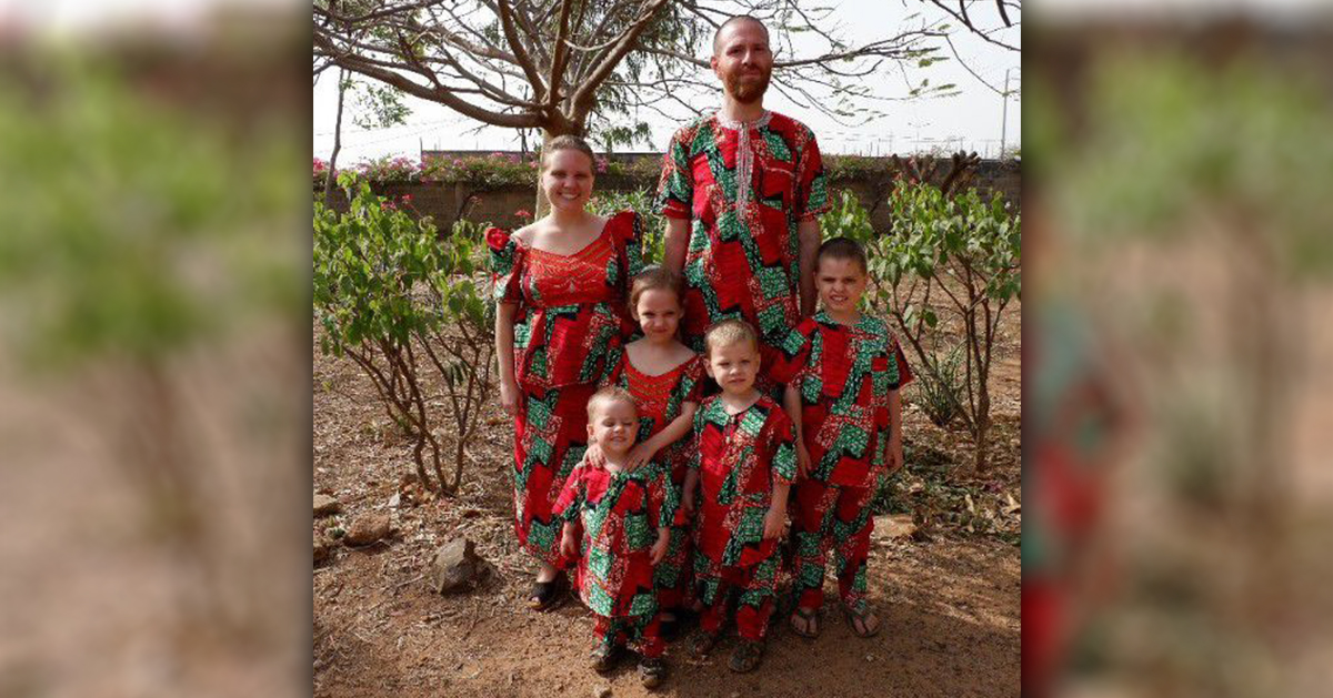 McDermott Missionary Family