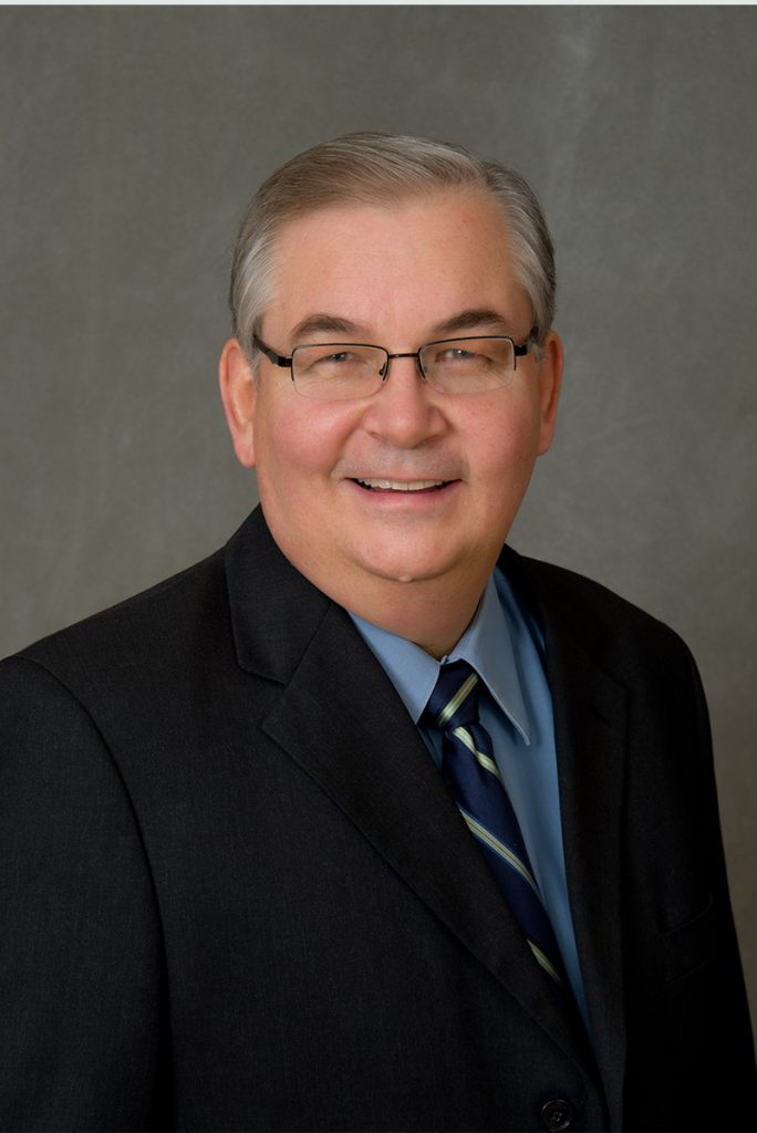 Rev. Dr. Douglas Rutt