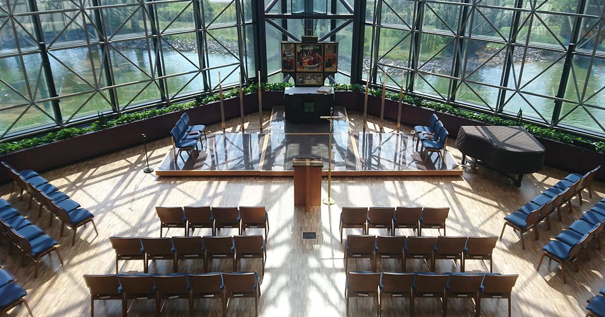 Monday Chapel