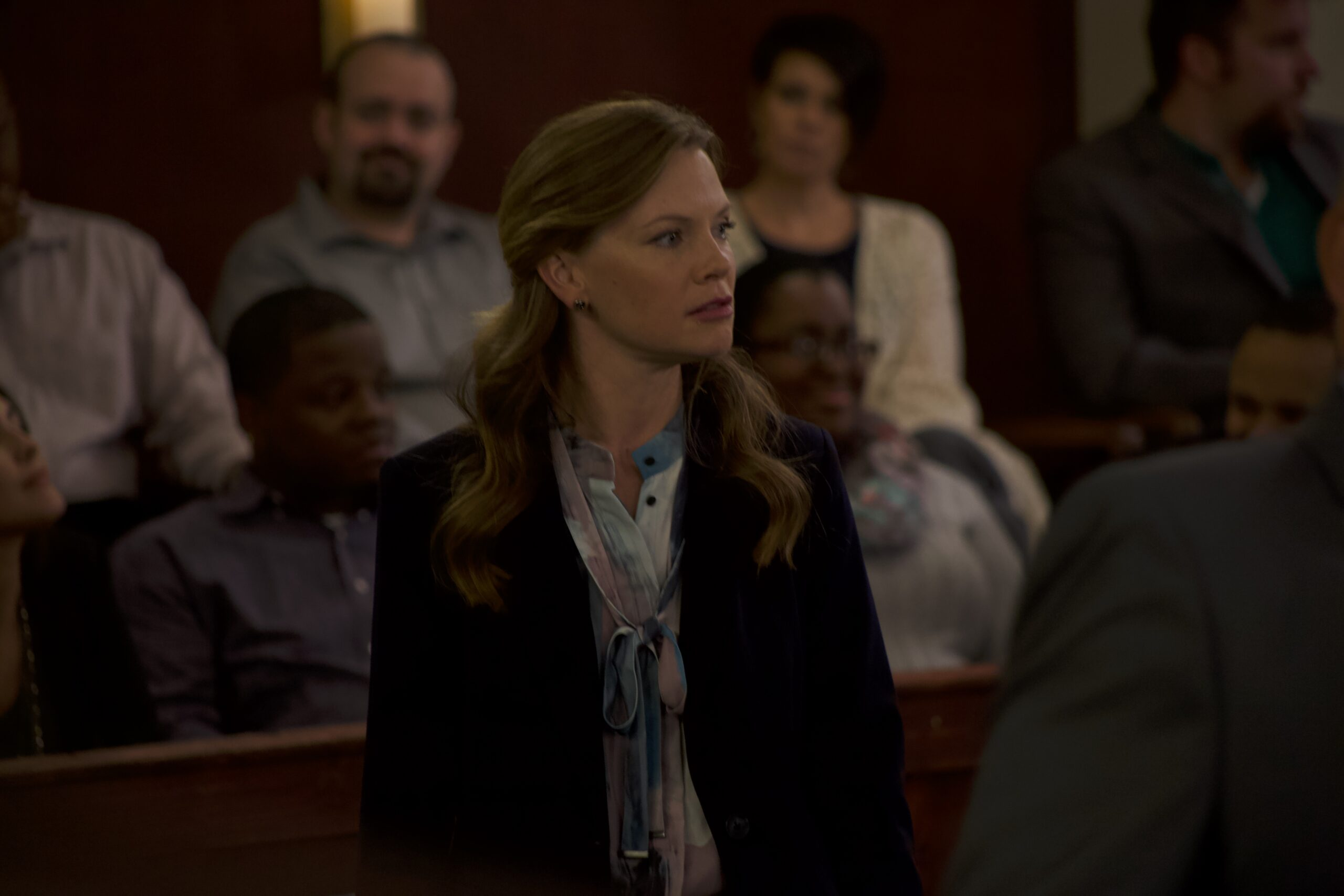 Sarah Jane Morris as Assistant District Attorney Lexi McGuire gosnellmovie.com