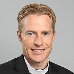 Pastor Tim Droegemueller