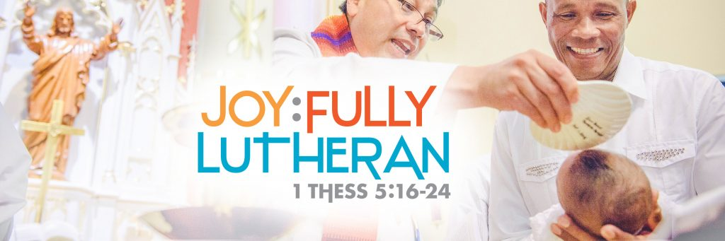 Joyfully Lutheran